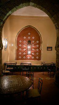 Niche, Seating Area, Restaurant, Dining Tables