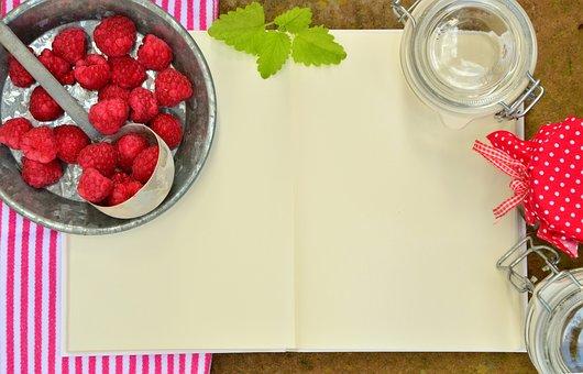 Raspberries, Recipe Book, Raspberry Jam, Boil Down