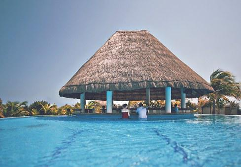 Resort, Hotel, Pool, Drinks, Wet Bar, Pool Bar