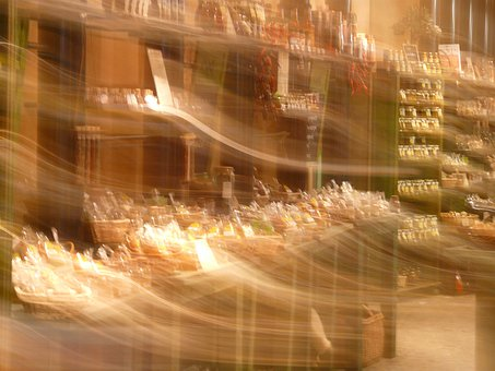 Photo Art, Dynamics, Movement, Art, Light Reflections
