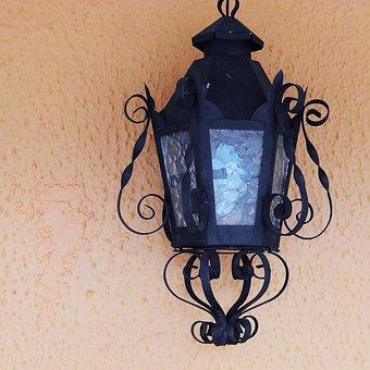 Lantern, Light, Lamp, Lighting, Old, Iron, Lanterns