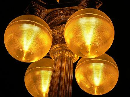 Lights, Lighting, Streetlights, Energy