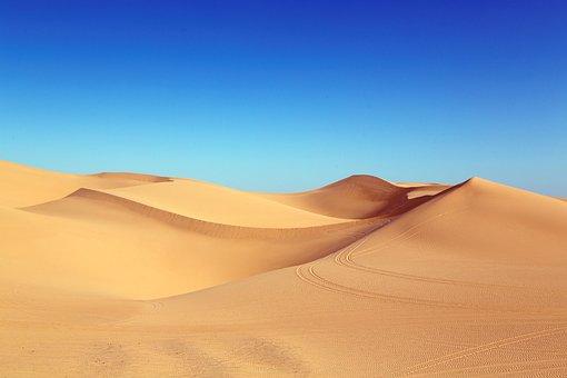 Desert, Dune, Algodones Dunes, Dunes, Sand Dunes, Sand