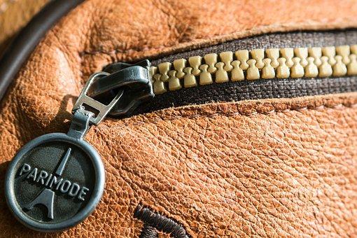 Handbag, Zip, Bag, Leather, Leather Case, Closure