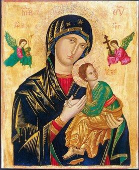 Maria, Holy Maria, Mother Of God, Faith, Christianity