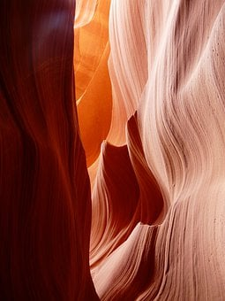 Antelope Canyon, Page, Sand Stone, Gorge, Canyon
