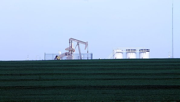 Oil Rig, Oil, Field, Rig, Fuel, Platform, Drilling
