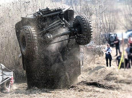 Jeep, Off Road, 4 X 4, Mud, Games, Chassis