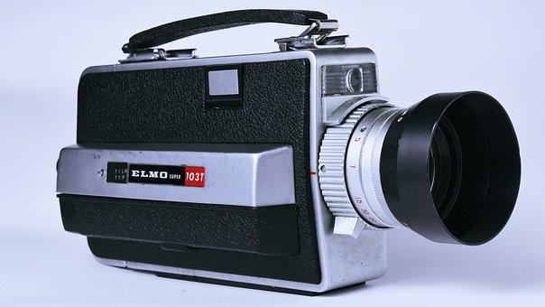 Camera, Old, Photography, Photograph, Old Camera, Retro