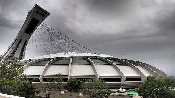 Stadium, Olympia, Sport, Olympic Stadium, Montreal