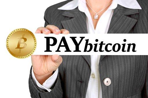 Bitcoin, Coin, Money, Businesswoman, Executive