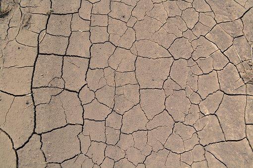 Desert, Dry, Dirt, Texture, Parched, Soil, Land, Crack