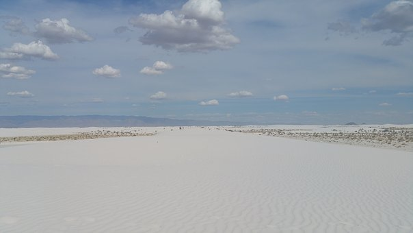 White Sands, New Mexico, National, Monument, Mexico