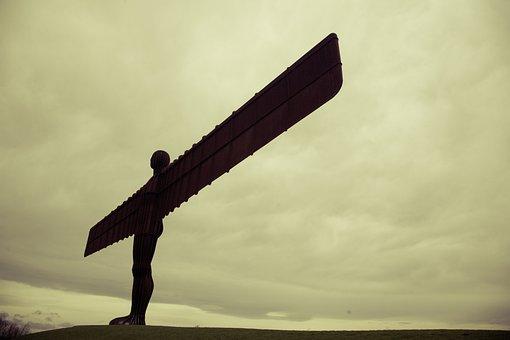 Newcastle Upon Tyne, England, Uk, Urban, United Kingdom