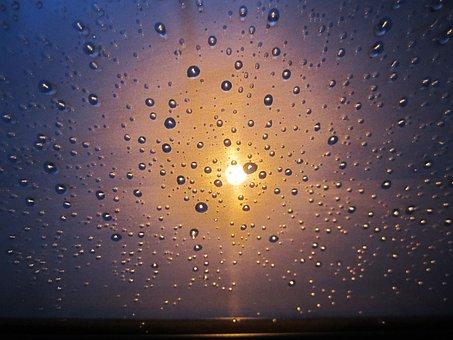 Sun, Sunset, Light, Water, Nature, Sunlight, Summer