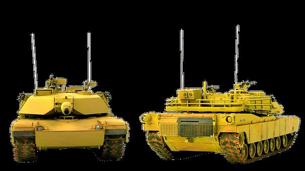 Tank, Abrams M1, Us Tank, Abrams Tank, Weapons, Armor