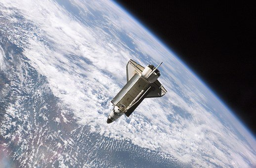 Space Shuttle, Earth, Space Travel, Cargo Space
