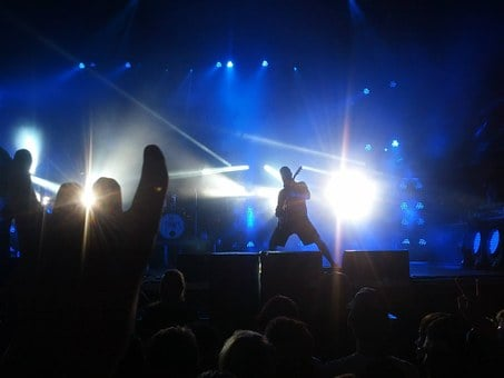Concert, Rock, Music, Band, Stage, Show, Musician