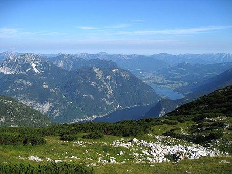 Mountains, Alpine, Panorama, Mountain Landscape