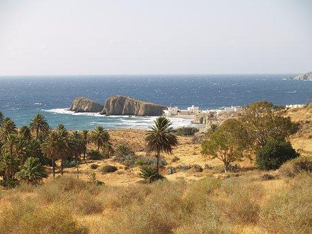 The Isleta Del Moro, Cabo De Gata, Níjar, Tourism