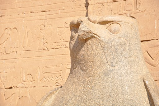 Horus, Temple, Egypt, Nile, Travel, Egyptian Temple