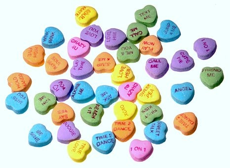 Hearts, Love, Personal Message, Conversation