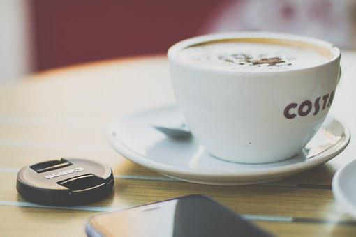 Coffee, Lifestyle, Items, Everyday Objects, Coffee Shop