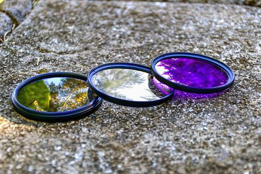 Filter, Polarized, Nikon, Canon, Sony, Camera, Dslr, Uv