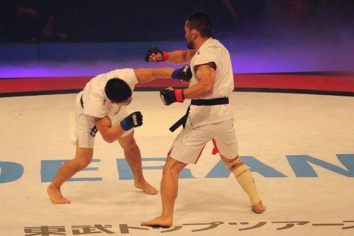 Mma, Martial Arts, Ganryujima, Maza Fight