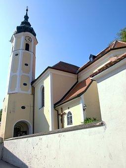 Marbach, Hl Martin, Parish Church, Building, Religious