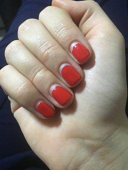 Nails, Hybrids, Suckers, Varnish, Beautician, Cosmetics