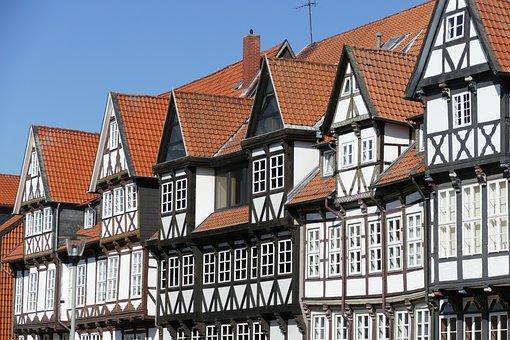 Wolfenbüttel, Lower Saxony, City, Old Town