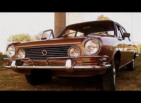 Auto, Automotive, Automobile, Car, Metal, Brightness