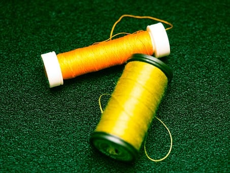 Yarn, Bobbin, Sew, Thread, Sewing Thread, Haberdashery