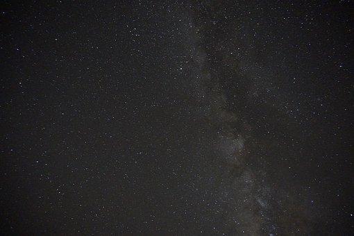 Sky, Stars, Milky Way, Night, Space, Starry, Galaxy