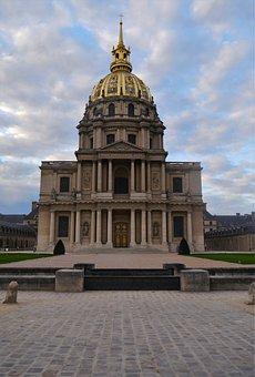 Building, Paris, Palatial, Architecture, France