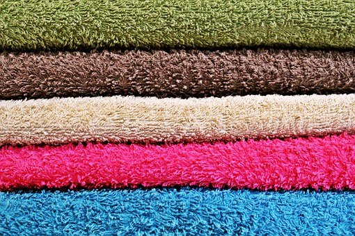 Background, Towels, Colorful, Color, Bath Towels, Dry