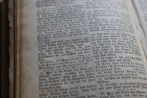Faith, Bible, Old, Christmas Story, Christmas, Advent