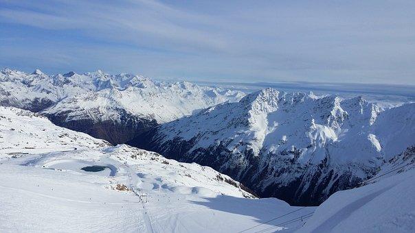 Ski Run, Ski Lift, Cable Car, Chairlift, Skiing