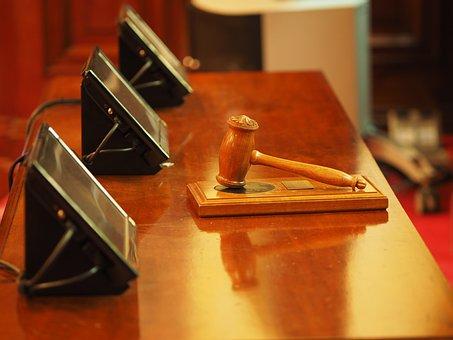 Judge, Hammer, Judgement, Court, Council, Crime, Law