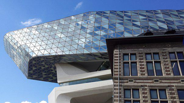 Port House, Antwerp, Porthouse