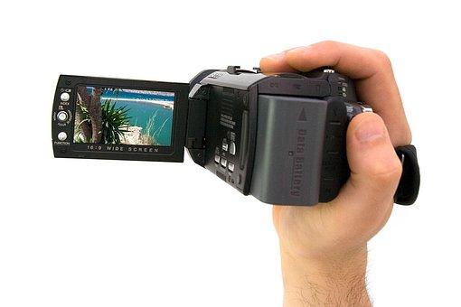 Camera, Video, Camcorder, Digital, High, Definition