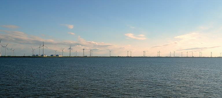 Wind Energy, Wind Power, Wind Park, Windräder, Offshore