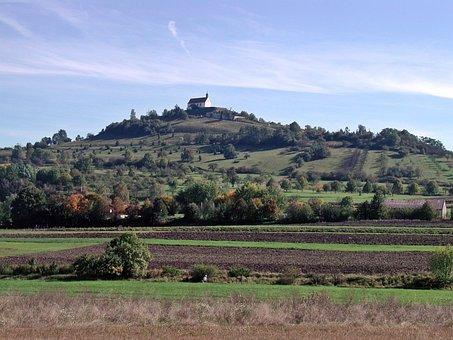 Wurmlinger Chapel, Wurmlingen, Chapel, Steeple, Church