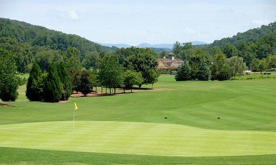 Golf Course, Golf, Sport, Green, Course, Grass, Game
