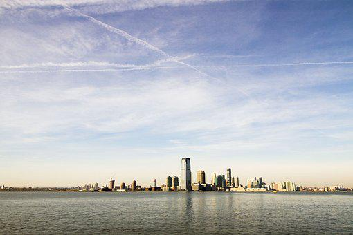 Ny, New York, Us, Manhattan, Urban, City, Travel