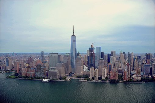 New York City, Skyline, New York, New York Skyline