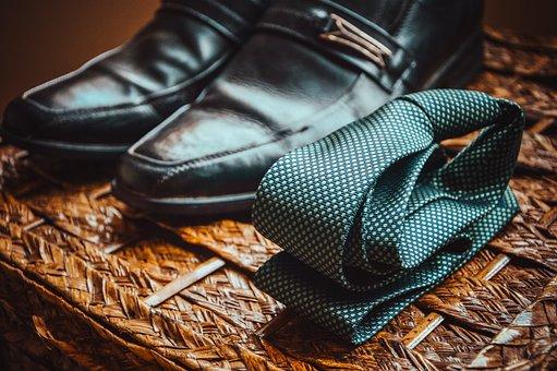 Businessman, Fashion, Man, Suit, Vintage, Shoes, Tie
