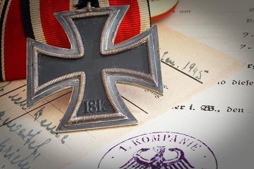 Iron Cross, Order, World War Ii, Documentation