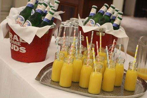 Wedding, Drinks, Beers, Party, Glass, Event